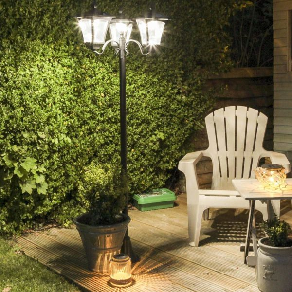 Decking and Patio Lighting