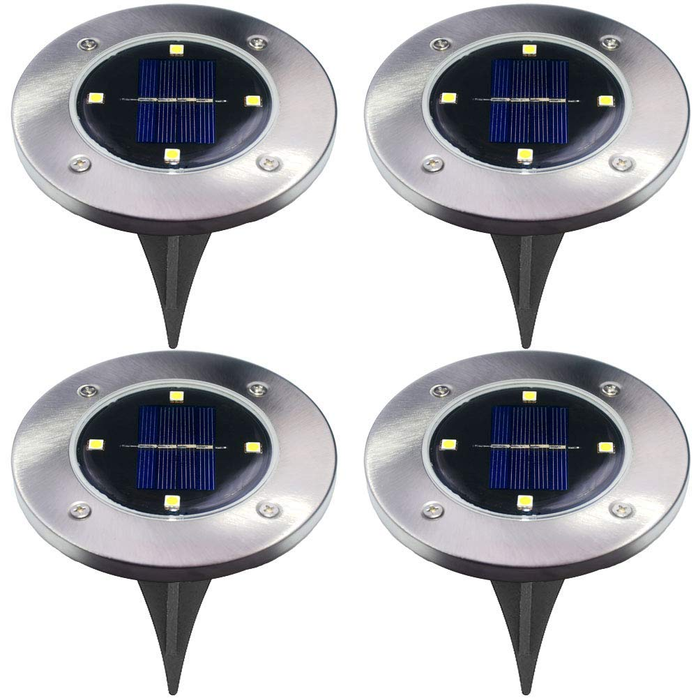 Numarda 4 LED Solar (4Pcs)