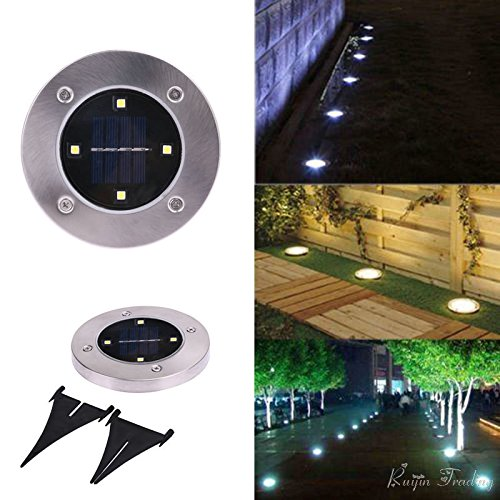 Yocitoy 4 LED Solar (1 Pc)