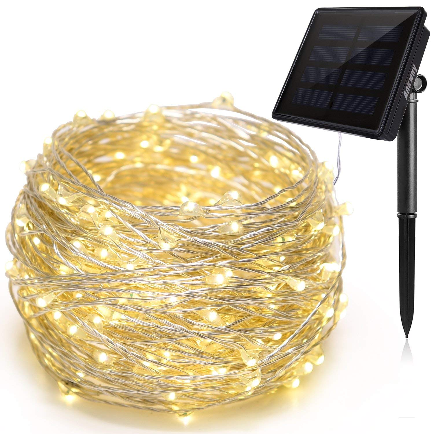 Ankway Solar Fairy Lights