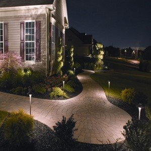 How to Light Paths with Solar Lights